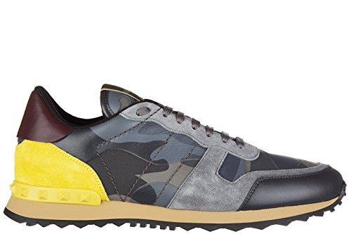 valentino-chaussures-baskets-sneakers-homme-en-cuir-gris-eu-41-ly2s0723-tcc-s88