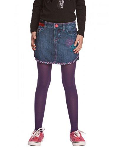 Desigual 47F3119 Mädchen Jeans Rock Modell Fiyi Größe 4 thumbnail