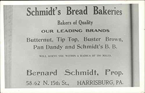 schmidts-bread-bakeries-harrisburg-pennsylvania-original-vintage-postcard