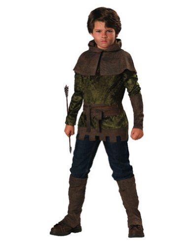 Robin Hood Child Sz 10 Kids Boys Costume