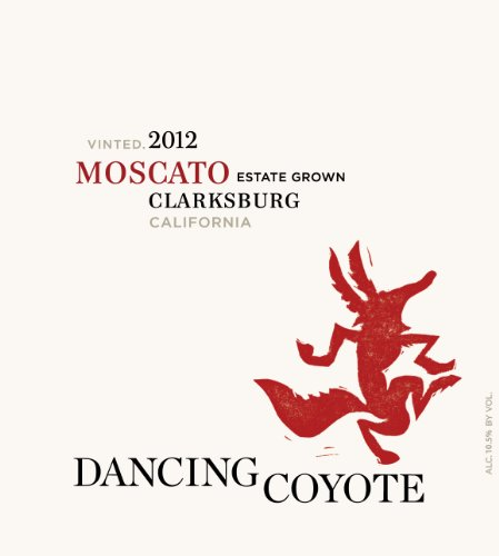 2012 Dancing Coyote Moscato 750Ml