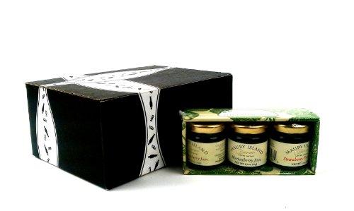 Maury Island Miniature Jam Variety Tray, 3- 1.5oz