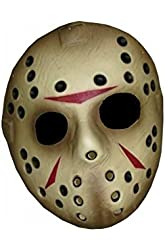 Friday The 13th Jason Voorhees Deluxe Eva Hockey Mask
