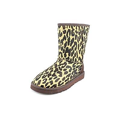 UGG Australia Women's Classic Short Exotic Boots,Cheetah,8 US