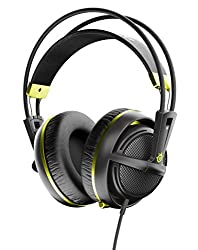 SteelSeries Siberia 200 51134 Gaming Headset (Alchemy Gold)