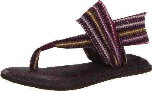 Sanuk Women's Yoga Sling Slingback Sandal