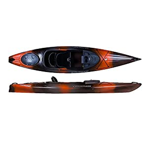 Wilderness Systems Pungo 120 Recreational Kayak 2014 Dusk by Wilderness Systems