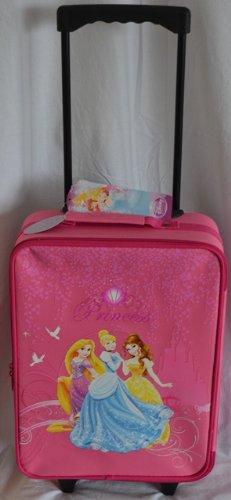Princess Prinzessinen Disney Koffer Trolley Kinderkoffer