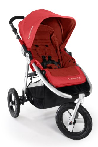 Best Prices! Bumbleride Indie Jogging Stroller, Cayenne Red