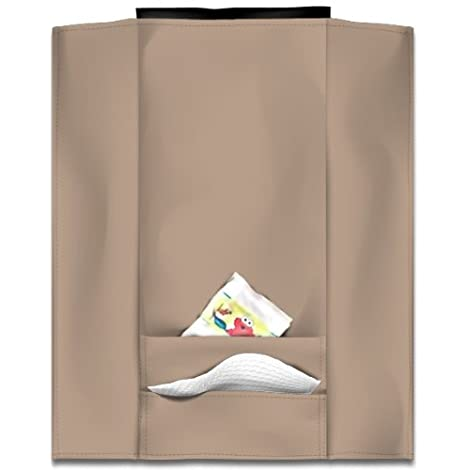 Mamma's Milk Khaki Pocket Change Diaper Organizer