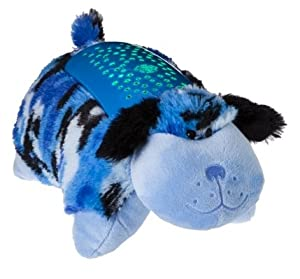 Pillow Pets Dream Lites - Blue Camo Dog 11