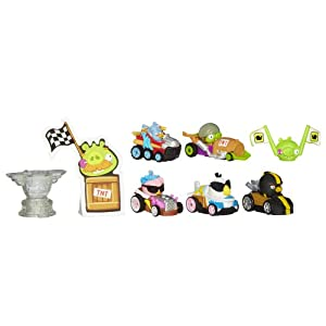 Angry Birds Go Deluxe Multi-Pack Play Set