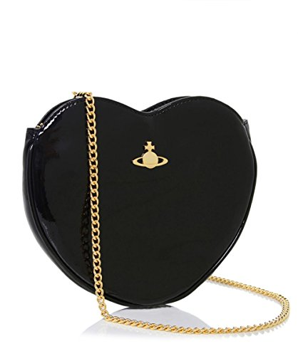 Vivienne Westwood Accessories Da Donna Mirror Ball Pochette Nero Unica Taglia