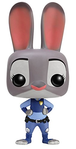 Funko Judy Hopps POP Disney: Zootopia Figure