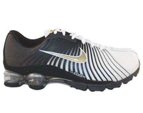 womens nike shox experience Nike Men s NIKE SHOX EXPERIENCE RUNNING SHOES 9 ANTHRCT MET GOLD ...