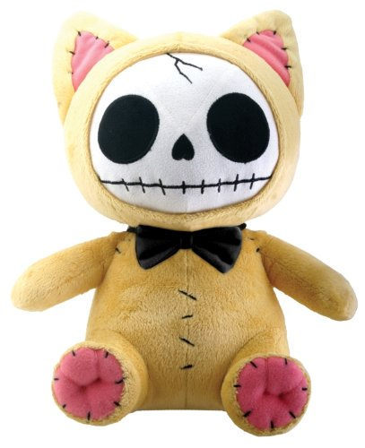 Mao-Mao Cat Furry Bones Plush Stuffed Animal Doll Large Collectible