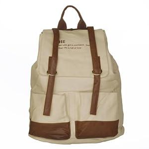 Amazon Com Natural Scenery Fabric Art School Backpack