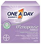 One-A-Day Women's Multivitamin, Complete, Menopause Formula, Tablets, 50 ct.