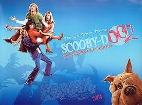 Scooby Doo Movie Poster | Car Interior Design