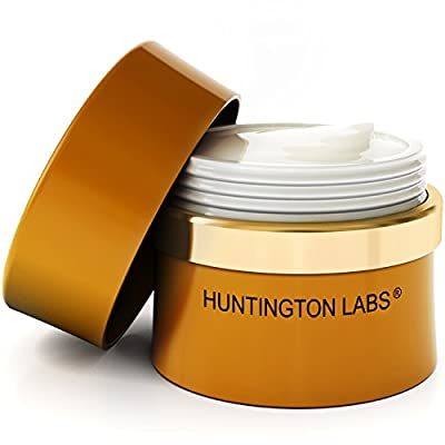 Best Cheap Deal for Anti Aging Eye Cream Moisturizing Anti-wrinkle Antioxidant Rich Eliminate Fine Lines Dryness Dark Circles Get Brighter Firmer More Youthful Eyes with Advanced Peptides for Women Men By Huntington Labs from Huntington Labs - Free 2 Day