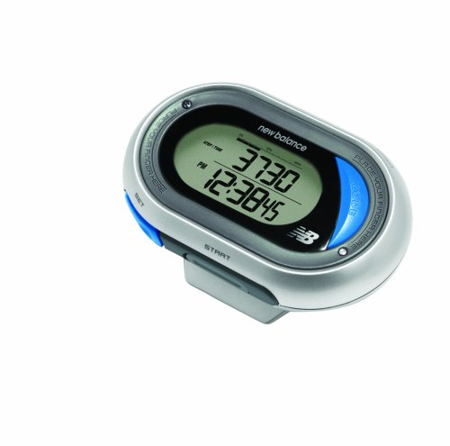 Cheap New Balance VIA Body Fat Analyzer Pedometer with Calorie Counter, Watch, and Chronograph (B000NOP71U)