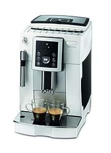DeLonghi ECAM 23210 W Kaffee-Vollautomat Cappuccino (Dampfdüse) weiß