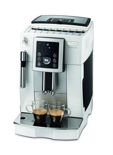 DeLonghi ECAM 23210 W Kaffee-Vollautomat Cappuccino (Dampfdüse) weiß thumbnail