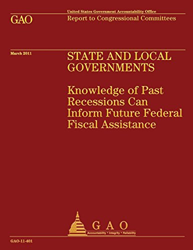 State and Local Governments: Knowledge of Past Recessions Can Inform Future Federal Fiscal Assistance