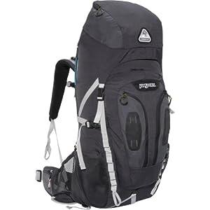 Jansport Forsyth 50 Backpack (GREY TAR/FORGE GREY)