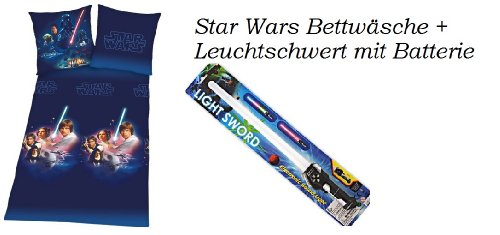 Star Wars Bettwäsche Anakin Skywalker