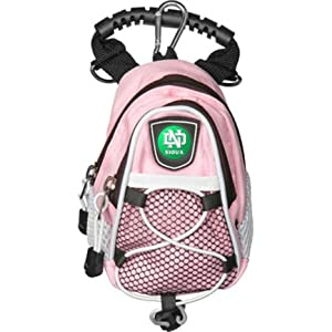 North Dakota Fighting Sioux Pink Mini Day Pack (Set of 2)