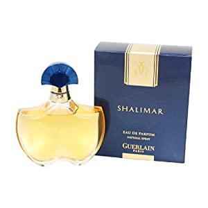 Shalimar By Guerlain For Women. Eau De Parfum Spray 2.5 Oz.