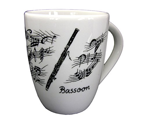 Tasse-Fagott-Geschenk-Fagottisten