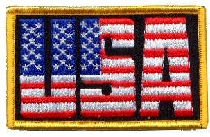 国旗ワッペン USA