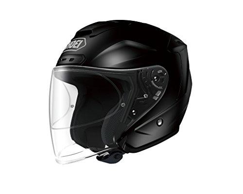 ショウエイ(SHOEI) バイクヘルメット ジェット J-FORCE4 ブラック M (57cm)