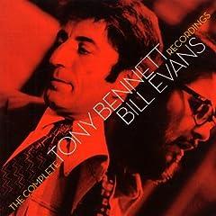 Tony Bennett / Bill Evans: Complete cover