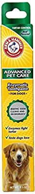 Arm and Hammer Advanced Care Tartar Control Toothpaste for Dogs