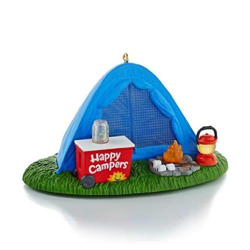 Happy Campers 2013 Hallmark Ornament (Hallmark Campers compare prices)