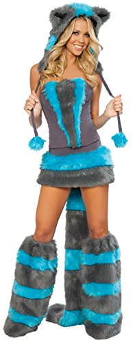 [Anmengte Halloween Masquerade Party Cosplay Costume Cute Animals (One size, LC8523)] (Good Halloween Costumes For College Guys)