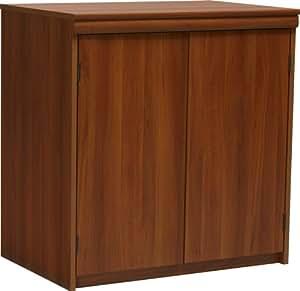 Ameriwood Expert Plum 2-Door Storage Cabinet