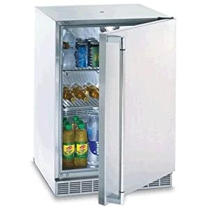 Lynx L24bf 5 5 Cubic Feet Outdoor Refrigerator Kegerator 24 Inch Stainless Steel
