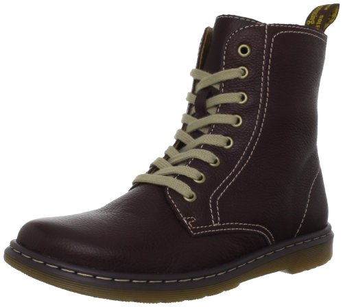 Dr. Martens Women's Felice Deep Mahogany Lace Ups Boots 14764201 8 UK