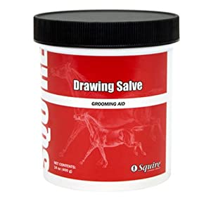 Drawing Salve Grooming Aid, 14 oz