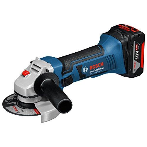 Bosch-Professional-Akku-Winkelschleifer-GWS-18-125-V-LI-125-mm-Scheiben--2-x-40-Ah-18-V-Akku-L-Boxx