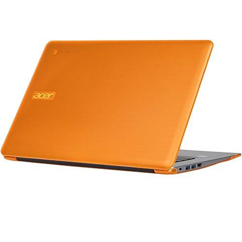 mcover-coque-dur-pour-14-acer-chromebook-14-cb3-431-serie-ordinateur-portable-orange