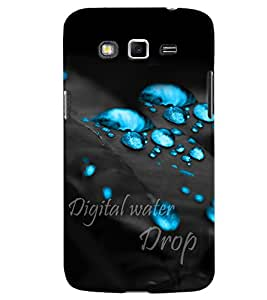 Doyen Creations Printed Back Cover For Samsung Galaxy Grand 2