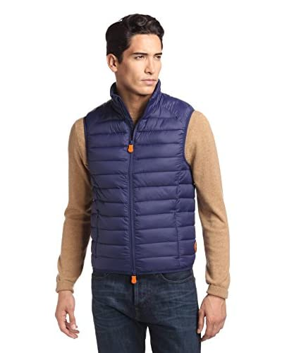 Save The Duck Men's Giga Puffer Vest
