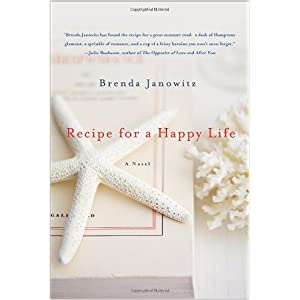 Recipe for a Happy Life by Brenda Janowitz