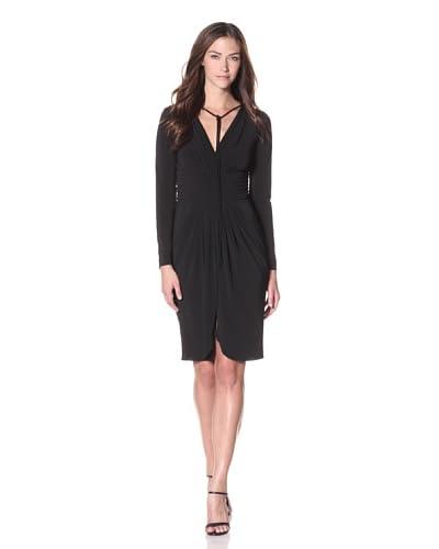 Armani Collezioni Women's Matte Jersey Dress