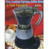 Bene Casa Espresso Coffee Maker 3 Cup